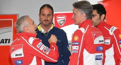 """MotoGP, il ds della Ducati: """"Non pensare al Mondiale sarebbe un errore"""""""