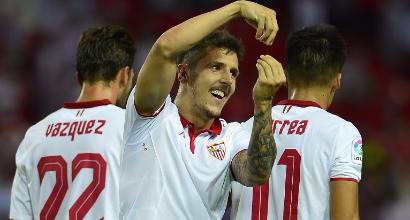 Inter, riecco Jovetic: il Siviglia non lo riscatterà