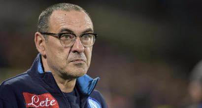 Sarri e il calciomercato del Napoli: