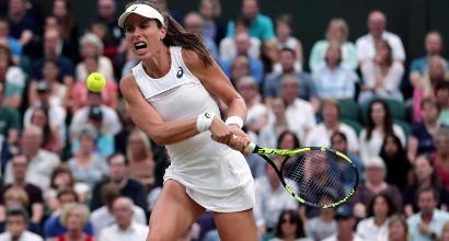 Wimbledon: Konta riscrive la storia, è in semifinale. Pliskova nuova numero 1