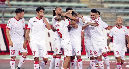 Serie B: il Bari parte con un tris