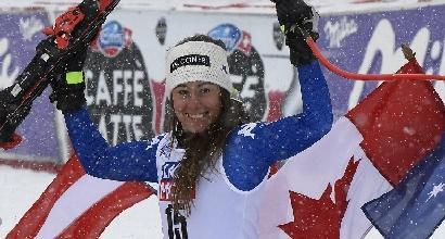 Sci, Coppa del mondo: Goggia ancora sul podio, ruggito Veith