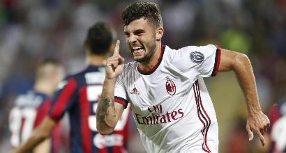 """Milan, Cutrone fa 20 anni: """"Il gol nel derby è il più bello"""""""