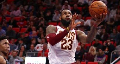 Basket, Nba: Cleveland supera Miami, tutto facile per Boston contro New York