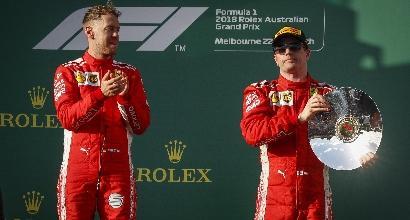 """Raikkonen al muretto Ferrari: """"Non fottetemi in questo modo"""""""