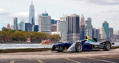 Formula E, la programmazione dell'E-Prix di New York su Italia 1 e Italia 2