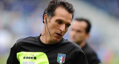 Serie A, Juve-Napoli a Banti