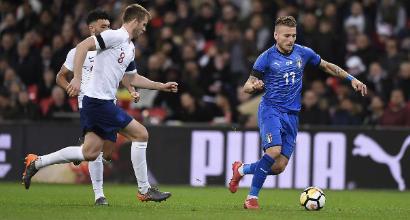 Italia-Portogallo, Mancini rilancia Immobile a San Siro