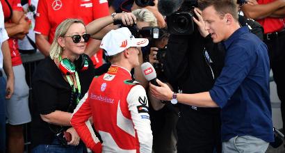 F1: Schumi jr. entra in Ferrari Academy