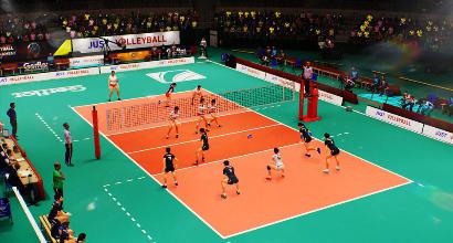 Anche la pallavolo ha il suo videogioco: Spike Volleyball