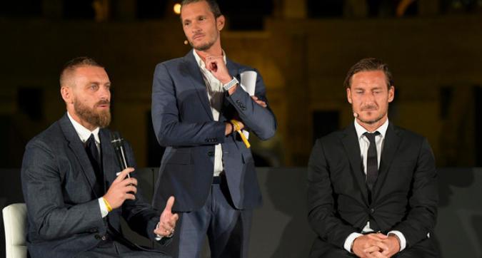 Totti presidente e De Rossi allenatore: per i tifosi della Roma non è solo un sogno