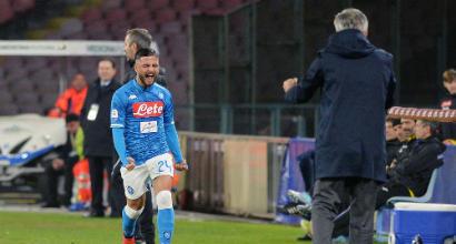 Insigne spaventa il Napoli: