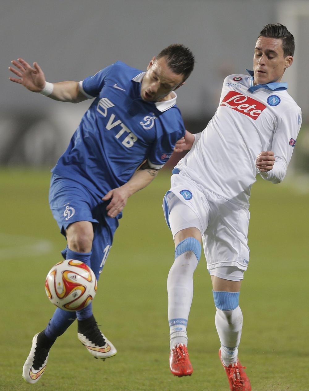 Europa League: Napoli ai quarti di finale