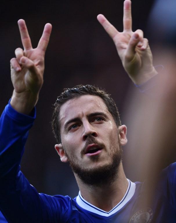 Diego Costa e Hazard, dedica a Willian