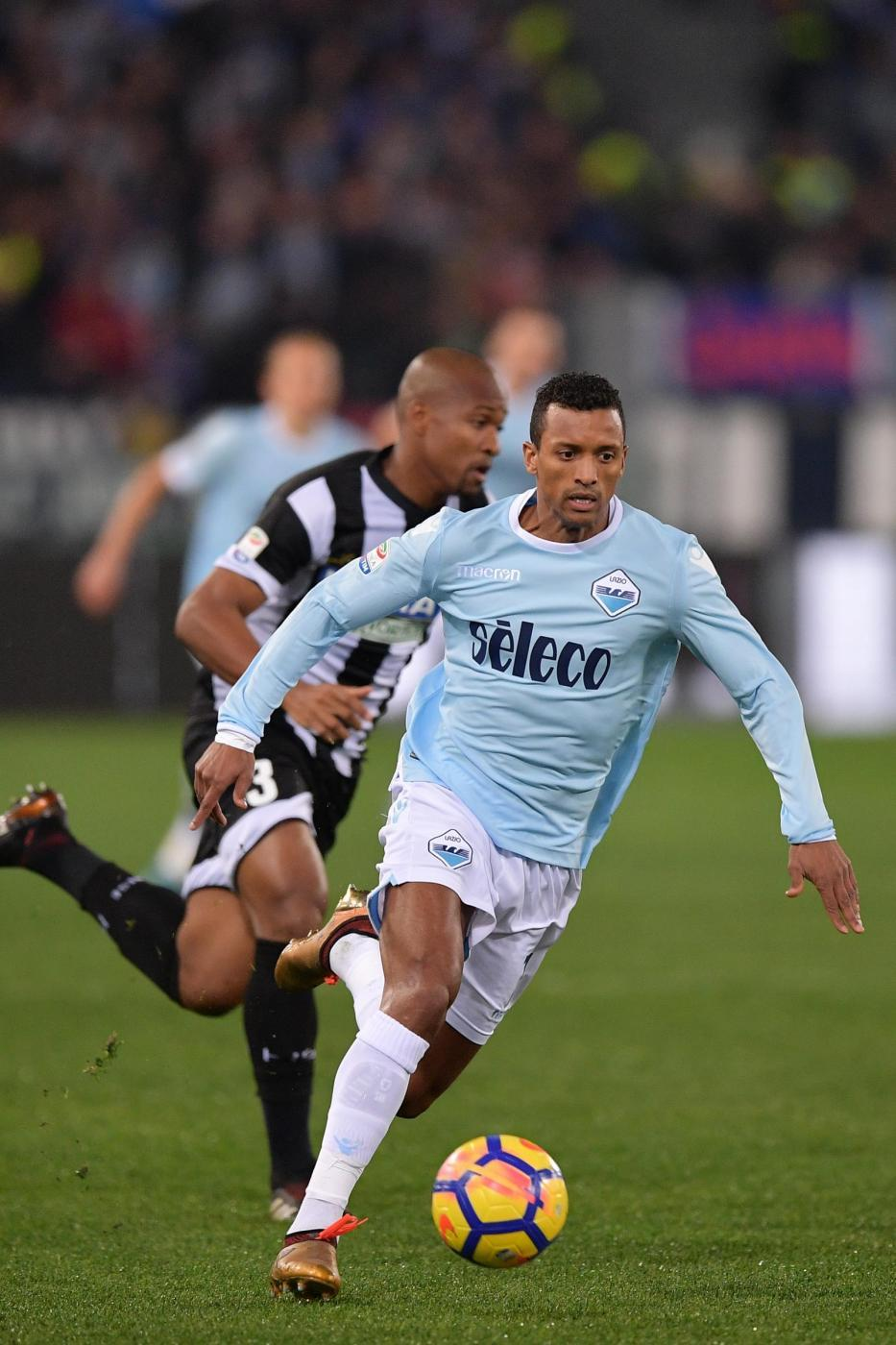 Serie A: la Lazio batte l'Udinese ed è 3a da sola