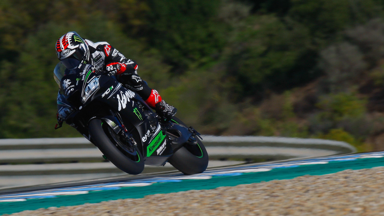 Superbike, tutti in pista a Jerez per i test