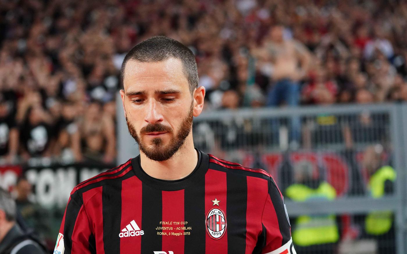 Leonardo Bonucci (Milan) - Nell'estate 2017 ha sbattuto la porta in faccia alla Juve per alcuni dissidi con Allegri. La stagione a Milano è stata con più ombre che luci prima del ritorno a Torino dopo solo una stagione.
