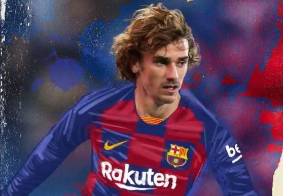 GRIEZMANN - dall'Atletico al Barcellona per 120 milioni