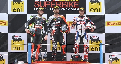 Superbike: Sylvain Guintoli domina in gara1 ad Assen