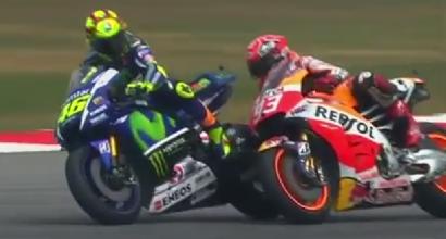 """MotoGP, Rossi: """"Marquez ha vinto la sua battaglia, ho perso il Mondiale. Valencia? Forse non ci vado"""""""