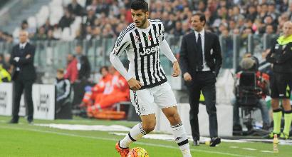 Juventus, Morata esterno e scontento | Ts