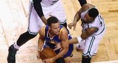 Basket, Nba: Warriors salvi, Gallinari decisivo
