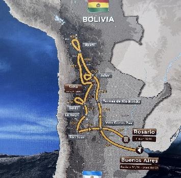 Dakar pronta per la partenza: l'Italia va in moto