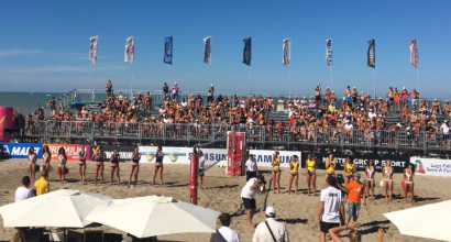 Master Group Sport Lega Volley Summer Tour, Bergamo vince l'All Star Game Samsung