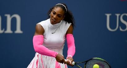 Us Open: rullo Serena, ai quarti sarà Wawrinka-Del Potro