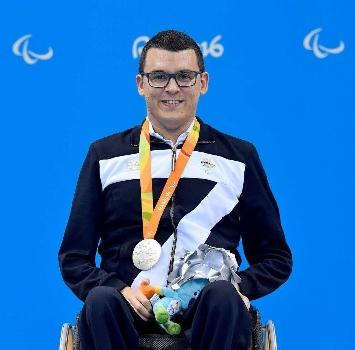 Paralimpiadi 2016: Bettella, altro argento azzurro
