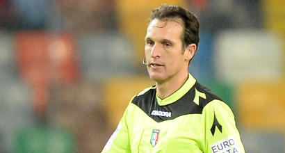 Serie A, arbitri: Roma-Juve a Banti