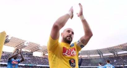 Napoli, Reina potrebbe rinnovare; Meret resta obiettivo concreto