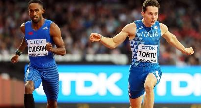 Atletica, Mondiali: Tortu in semifinale nei 200