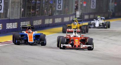 F1, ufficiale: si correrà a Singapore fino al 2021
