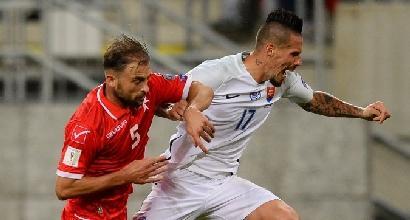 Qualificazioni mondiali: la Polonia vola in Russia, Danimarca ai playoff. La Slovacchia seconda vede gli spareggi