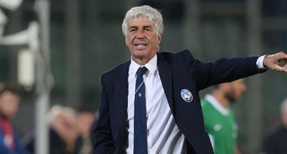 """Europa League, Gasperini: """"Sfidiamo i più forti"""""""