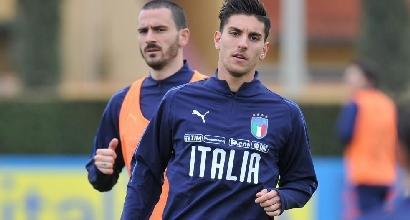 Inghilterra-Italia, un nerazzurro in campo: Candreva dal 1′. La formazione
