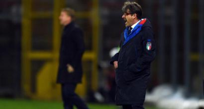 Italia U21, Evani:
