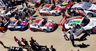 Porsche Carrera Cup Italia 2018, ecco la formula del campionato