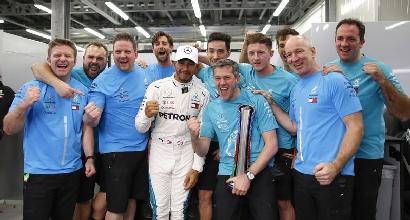 F1, le pagelle del Gp di Baku: Hamilton, forma lontana ma leadership ritrovata