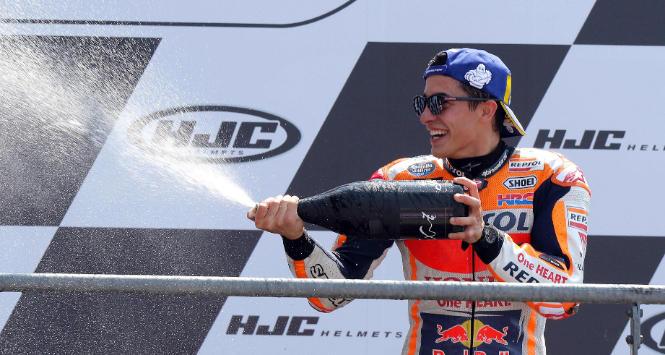 MotoGP, le pagelle di Le Mans: Marquez in scioltezza, crollo inatteso per Dovi