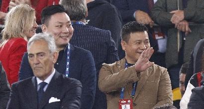 Milan-Yonghong Li, c'è l'ultimatum