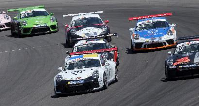 Porsche Carrera Cup Italia, Rovera concede il bis a Misano