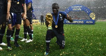 Kanté, il campione del mondo troppo timido per la coppa<br />