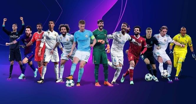 Premi per ruolo Champions League: ecco i finalisti