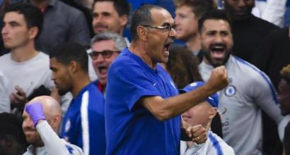 """Premier League, Sarri si nasconde: """"Non ancora pronti per vincere"""""""