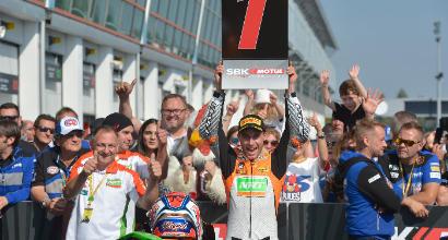 Supersport, Cluzel vince a Magny-Cours e tiene aperto il Mondiale