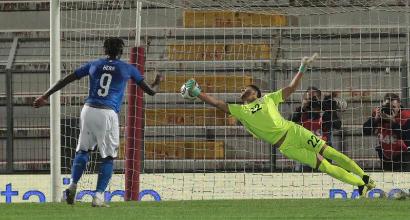 Amichevole Under 21: l'Italia non sbaglia, battuta 2-0 la Tunisia