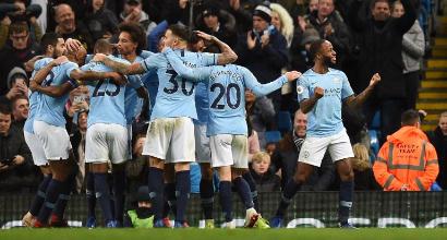 Premier League: tutto facile per il Manchester City, tris al Bournemouth