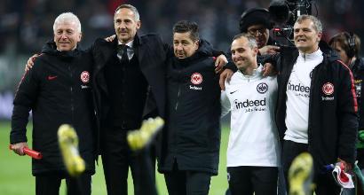 """Europa League, Eintracht e Salisburgo """"esultano"""": """"Felici dell'abbinamento"""""""